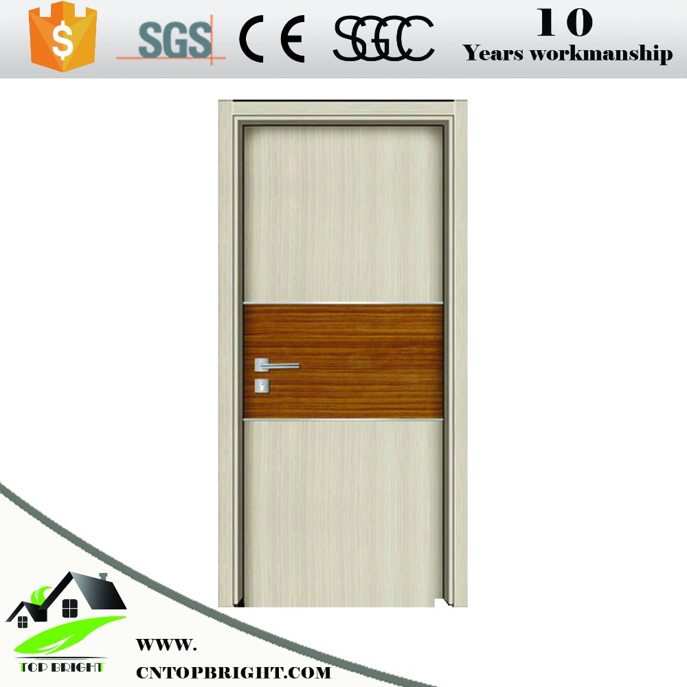 Modern luxury wood door designs for residential