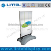 Factory wholesale logistic snap frame poster board b1 with rotation design