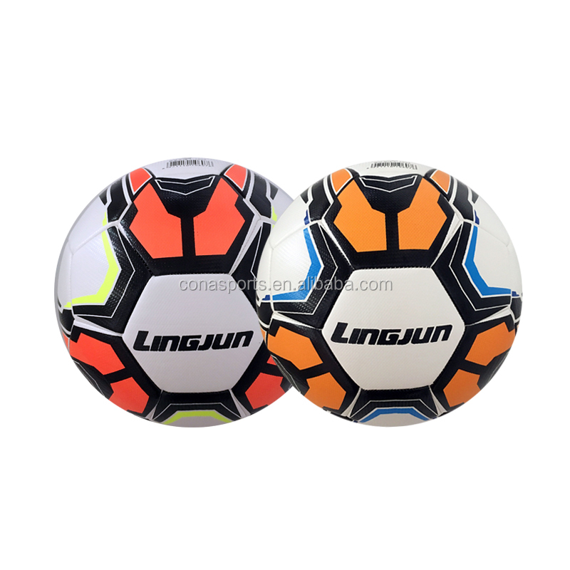2017 Newest World Cup PU Soccer Ball for Football Sport Entertainment