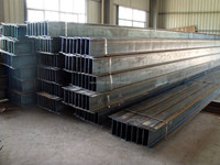 Quality Steel H Beam 450x200mm