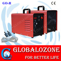 Machinery control portable ozone generator air cleaner for toilet