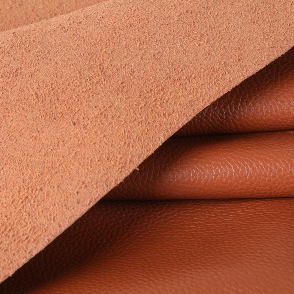 Tanned Artificial leather and PU synthetic leather for sofa, shoes, bag