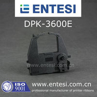 OEM Compatible Printer Ribbon and Empty Cartridge for DPK3600E ribbon