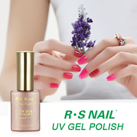 Vanish color,UV/LED 15ml soak off gel polish which received positive response from Guangzhou Beauty Show