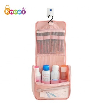 Encai Unique Pattern Cosmetic Bag Hot Style Hanging Toiletry Bag