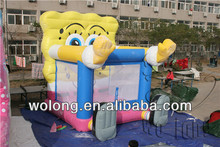 most amusing CE certificate used commercial inflatable bounce houses for sale