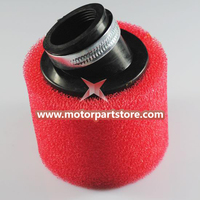 Aluminum Motor cycle air filters fit for the PZ26 carbureter,150cc