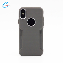 TPU Plastic case Material soft silicone case for iphone X