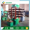 XLB-D 550X550X4 Rubber Tile Making Machine