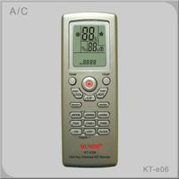 air conditioner remote control KT-E06