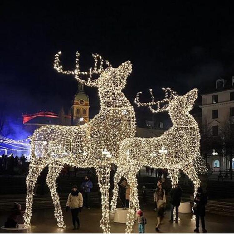 Foto italian molte gallerie fotografiche molte su immagine italian - Renna natalizia luminosa per giardino ...