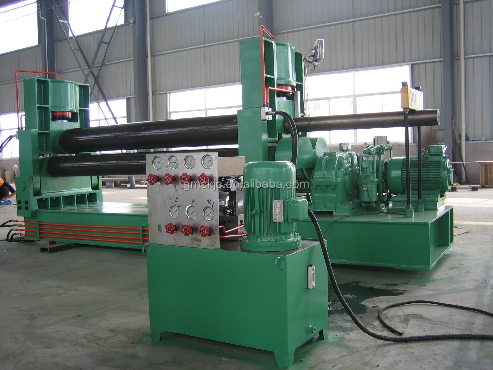 <strong>W11Y</strong>-16X2500 Industrial Hydraulic Sheet Metal Folding Machines