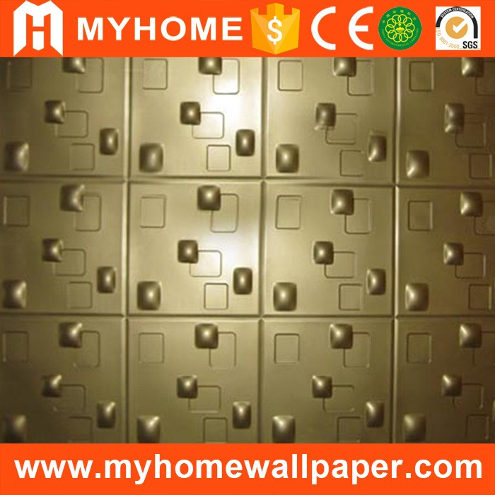 3d interior wall panel plant fiber wall coating/decorative plastic panels for walls