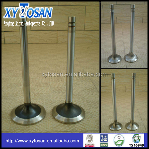 engine Intake Valve & Exhaust Valve for Mercedes Benz OM364(3660500326, 3660500227)