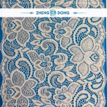 Wholesale Nylon Spandex Computer Handwork 3d Embroidery Lace Fabrics With Hole