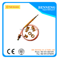 B2201 gas stove burner parts gas thermocouple 600mm