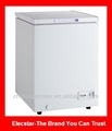 100L small freezer, top open freezer, deep freezer