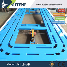 Good quality AUTENF ATU-SR auto body frame machine with rectangular tube material