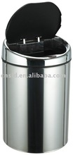 Touchless Bin Mirror or Matte available Steel Trash Bins