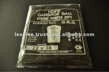 HDPE Plastic Garbage Bags