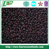 2015 Best prices newest wholesale iqf frozen blackcurrant