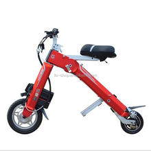 Newest Folding Electric Bicycle 36V 250W Electric Smart Foldable Bike Import Battery Electric Bicycle