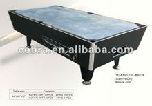Elegance Slate Manual Coin Pool Table With full accessory