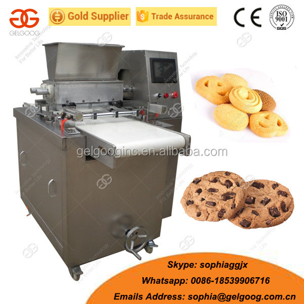 Cookies Baking Making Machine Cookies Packing Processing Machine