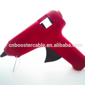 2015 Products 40W Red Silicone Glue Gun with CE Certificate