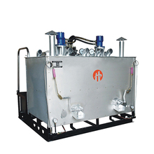 Stainless Plate Hydraulic Thermoplastic Pre-heater
