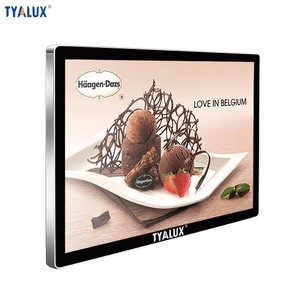 65 Inch Standalone Kiosk Capacitive Touch Screen Kiosk Digital Signage