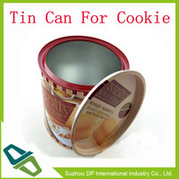 Promotion High Quality Tinplate Can/Jar For Food/Tea