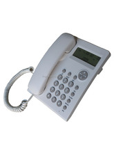 Cheap Stock Caller ID Corded Telephone Inventory Phone