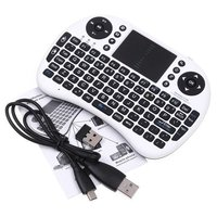 500RF i8 mini 2.4G Wireless Keyboard Fly Air Mouse Remote Control Touchpad For MX M8 CS918 Android TV Box Laptop Desktop Mini PC