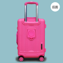 China New Design Factory Price Suitcase soft low price luggage bags with universal wheels with OEM/ODM