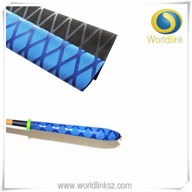 Non Slip Stick Grip Tape Heat Shrink Sleeve Tube