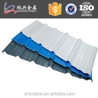 Cheap One Sheet of Grey Metal Tin Roof Price