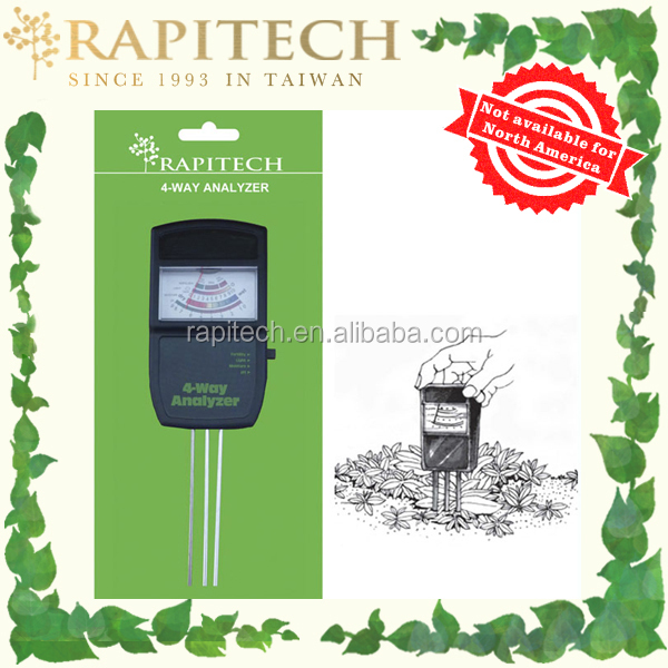 Garden Greenhouse Soil Tester