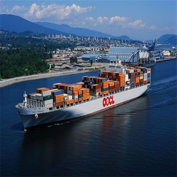 20ft, 40ft, 40hq freight rate for door to door container shipping service from China to Seattle WA, USA