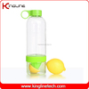 800ml juice shaker with squeezer & container drinking healthier lemon water bottle (KL-7042)