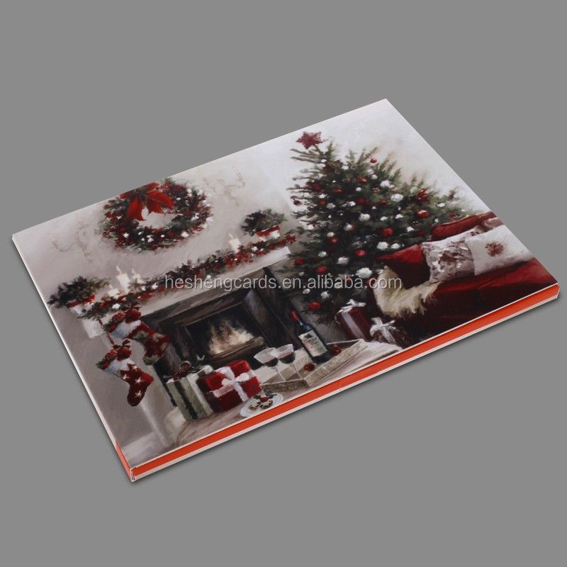 2017 Merry christmas video greeting cards