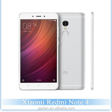 hot selling 5.5 inch Xiaomi Redmi Note 4 MTK Helio X20 Deca-Core 1080P 4100mAh Metal Body 2+16/3+64 red mi note 4g mobile phone