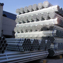 Building Material Price China ASTM Welded Galvanized Pipe Full Form