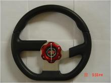 320MM PU Racing Steering wheel -5133