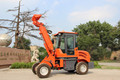 4WD tractor wheel loader(Telescopic boom)/cheap price/CE certification