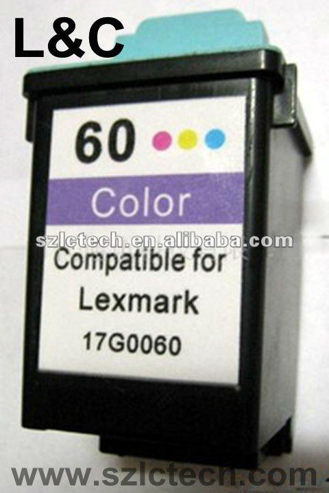 Ink Cartridge 17G0060#L60 for Z12//22/32/100/4200