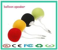 Magical Ball USB portable mini balloon speaker Box Sound Systems for Computer Laptop Notebook PC