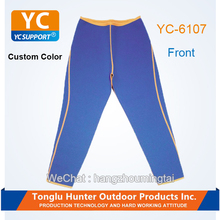 Custom design shapewear neoprene GYM leggings for women fitness sports