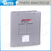 High quality METO 125A Series Squared Load Centers & Modular Enclosures