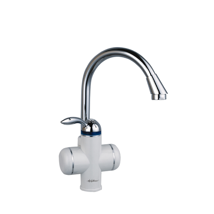 220V 2.5kW CE CB energy label Single Hole Faucet Mount Electric Hot Water Tap instant water heater tap